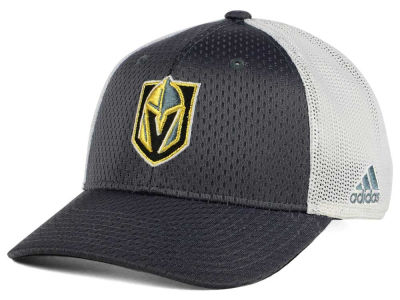 Vegas Golden Knights adidas NHL Mesh Flex Cap
