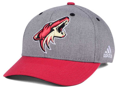 Arizona Coyotes adidas NHL 2Tone Adjustable Cap