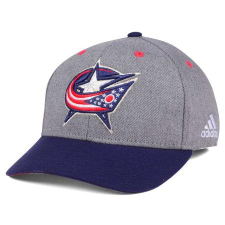 Columbus Blue Jackets Adidas NHL 2Tone Adjustable Cap