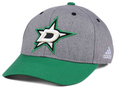 Dallas Stars adidas NHL 2Tone Adjustable Cap