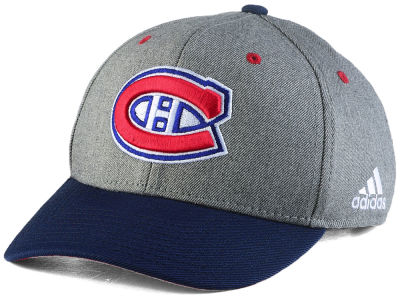 Montreal Canadiens adidas NHL 2Tone Adjustable Cap