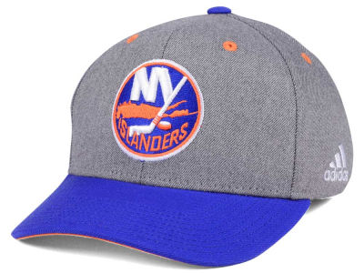 New York Islanders adidas NHL 2Tone Adjustable Cap