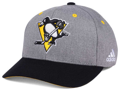 Pittsburgh Penguins adidas NHL 2Tone Adjustable Cap