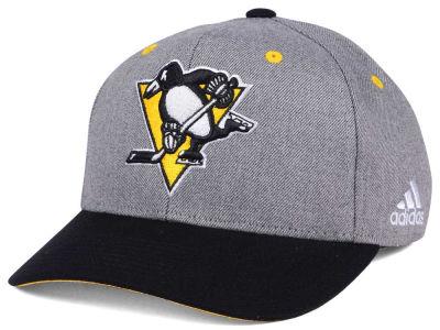 01ed05e8971 Pittsburgh Penguins adidas NHL 2Tone Adjustable Cap