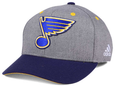 St. Louis Blues adidas NHL 2Tone Adjustable Cap