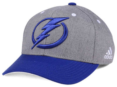 Tampa Bay Lightning adidas NHL 2Tone Adjustable Cap