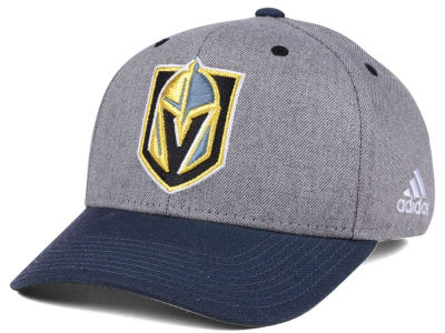Vegas Golden Knights adidas NHL 2Tone Adjustable Cap