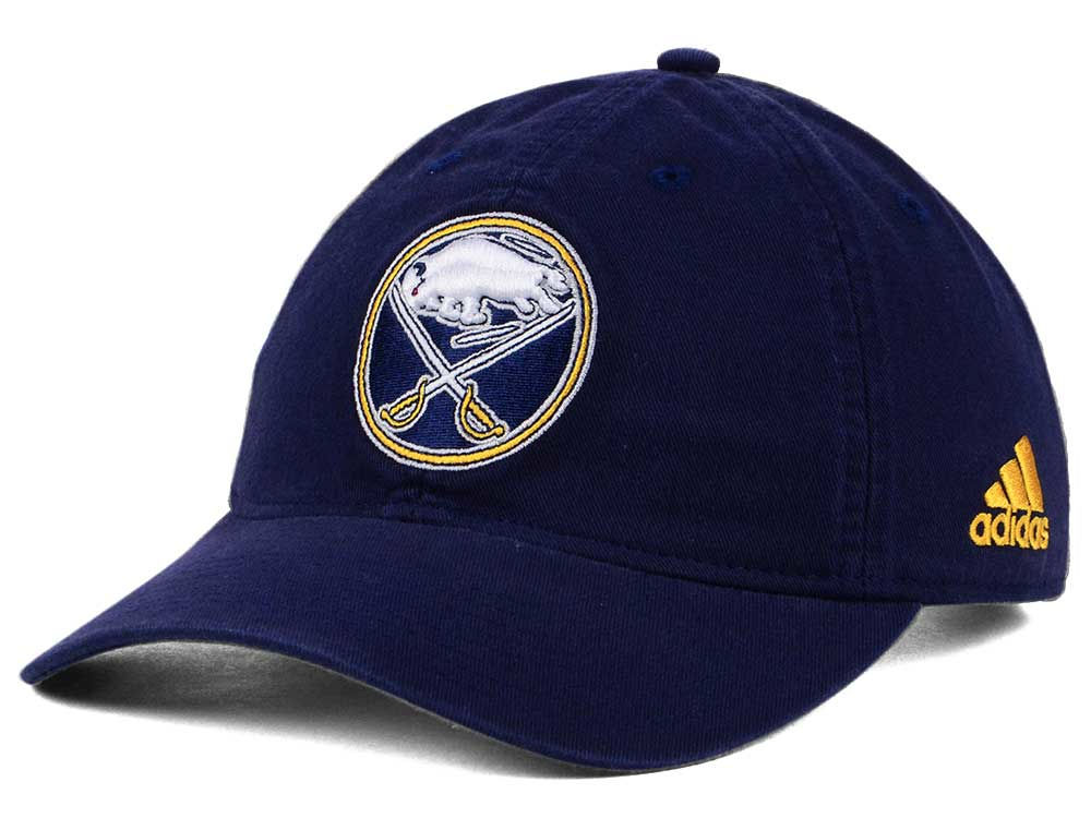new product 99b1a 59f9f inexpensive buffalo sabres adidas nhl core slouch cap 2fe5b 25433