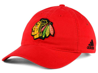 Chicago Blackhawks adidas NHL Core Slouch Cap