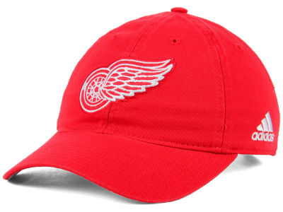 Detroit Red Wings adidas NHL Core Slouch Cap
