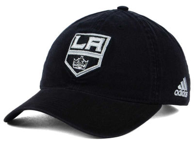 Los Angeles Kings adidas NHL Core Slouch Cap