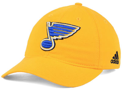 St. Louis Blues adidas NHL Core Slouch Cap