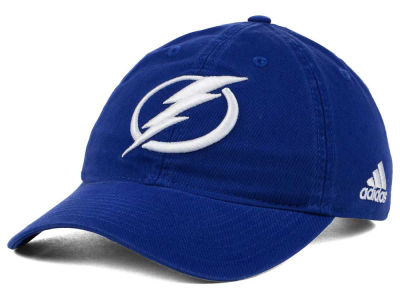 Tampa Bay Lightning adidas NHL Core Slouch Cap