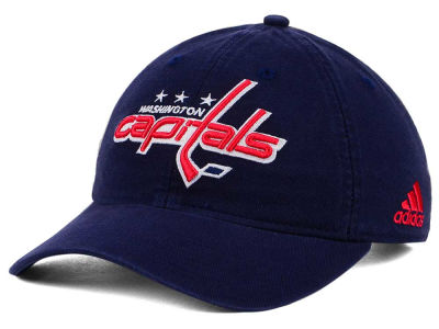 Washington Capitals adidas NHL Core Slouch Cap