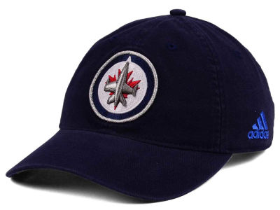 Winnipeg Jets adidas NHL Core Slouch Cap