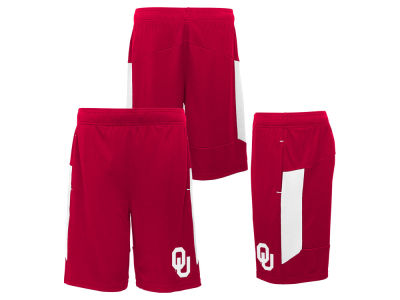 Oklahoma Sooners Outerstuff NCAA Kids Automation Short