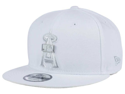 Los Angeles Angels New Era MLB Pure Money 9FIFTY Snapback Cap