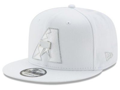 Arizona Diamondbacks New Era MLB Pure Money 9FIFTY Snapback Cap
