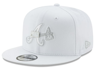 Atlanta Braves New Era MLB Pure Money 9FIFTY Snapback Cap