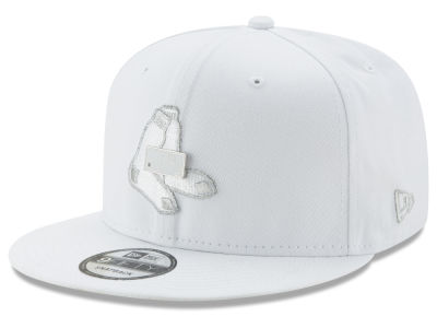 Boston Red Sox New Era MLB Pure Money 9FIFTY Snapback Cap