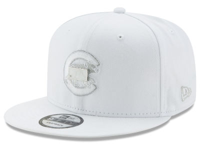 Chicago Cubs New Era MLB Pure Money 9FIFTY Snapback Cap