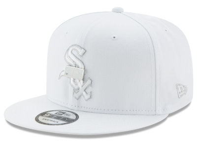 Chicago White Sox New Era MLB Pure Money 9FIFTY Snapback Cap