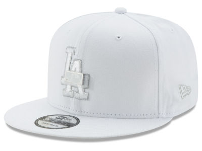 Los Angeles Dodgers New Era MLB Pure Money 9FIFTY Snapback Cap