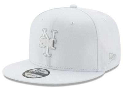 New York Mets New Era MLB Pure Money 9FIFTY Snapback Cap