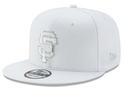 San Francisco Giants New Era MLB Pure Money 9FIFTY Snapback Cap