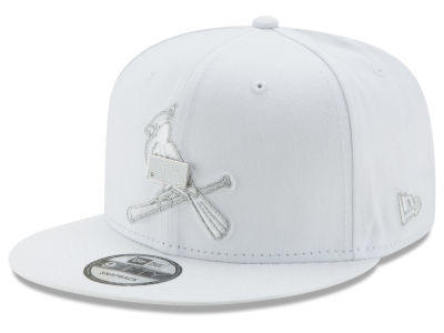 St. Louis Cardinals New Era MLB Pure Money 9FIFTY Snapback Cap
