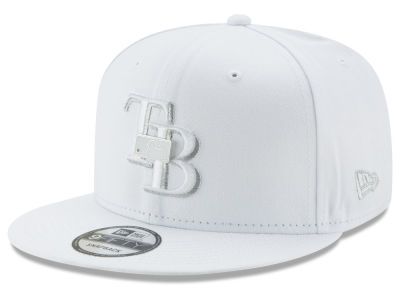 Tampa Bay Rays New Era MLB Pure Money 9FIFTY Snapback Cap
