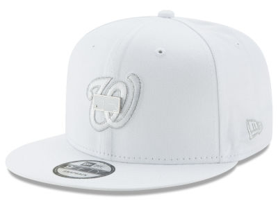Washington Nationals New Era MLB Pure Money 9FIFTY Snapback Cap