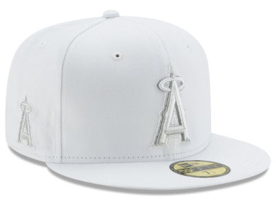 Los Angeles Angels New Era MLB Pure Money 59FIFTY Cap