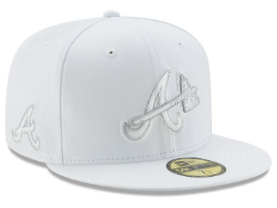 Atlanta Braves New Era MLB Pure Money 59FIFTY Cap