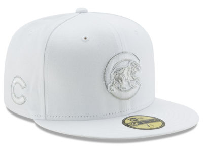 Chicago Cubs New Era MLB Pure Money 59FIFTY Cap