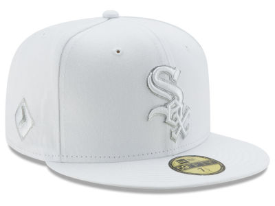 Chicago White Sox New Era MLB Pure Money 59FIFTY Cap