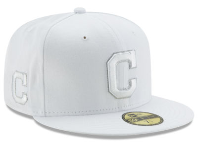 Cleveland Indians New Era MLB Pure Money 59FIFTY Cap