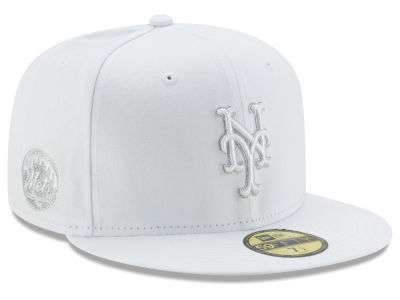 New York Mets New Era MLB Pure Money 59FIFTY Cap
