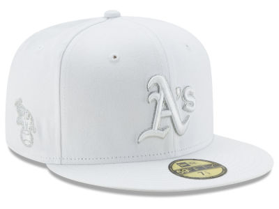 Oakland Athletics New Era MLB Pure Money 59FIFTY Cap