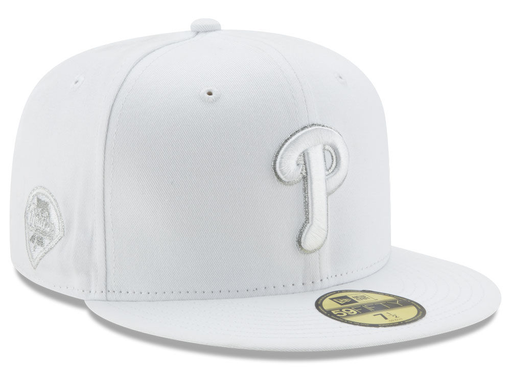 best service ebe74 fc9e3 official philadelphia phillies new era mlb pure money 59fifty cap 5233c  98ac0