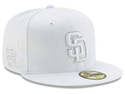 San Diego Padres New Era MLB Pure Money 59FIFTY Cap