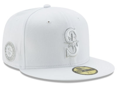 Seattle Mariners New Era MLB Pure Money 59FIFTY Cap