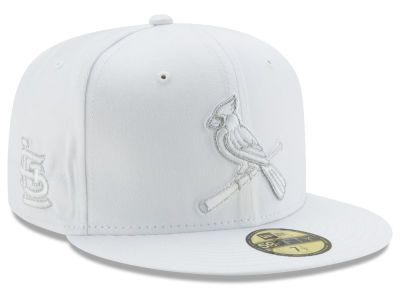 St. Louis Cardinals New Era MLB Pure Money 59FIFTY Cap