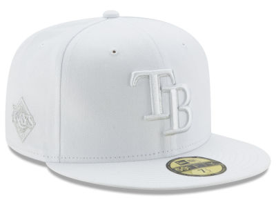 Tampa Bay Rays New Era MLB Pure Money 59FIFTY Cap