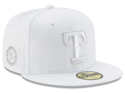 Texas Rangers New Era MLB Pure Money 59FIFTY Cap
