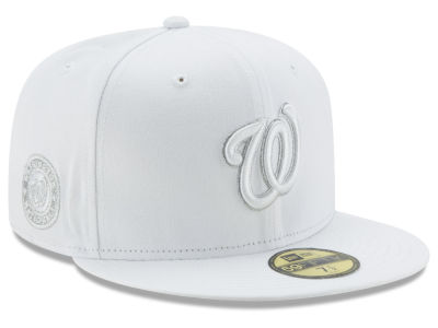 Washington Nationals New Era MLB Pure Money 59FIFTY Cap