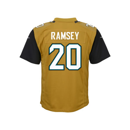 Jacksonville Jaguars Jalen Ramsey Nike NFL Youth Color Rush Jersey