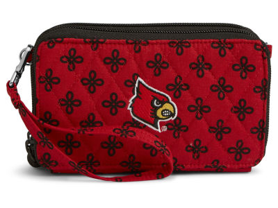 Louisville Cardinals Vera Bradley All in One Crossbody