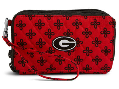 Georgia Bulldogs Vera Bradley All in One Crossbody