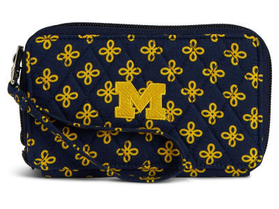 Michigan Wolverines Vera Bradley Vera Bradley All in One Crossbody